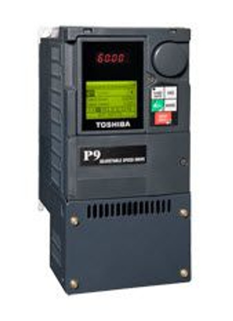Toshiba VT130P9U210K, VFD P9 Drive, 230V, 100HP, 248VAC, Frame-9