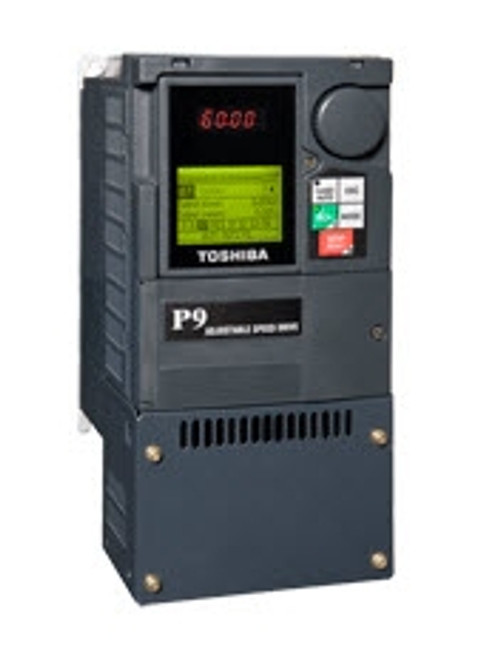Toshiba VT130P9U410K, VFD P9 Drive, 460V, 100HP, 124VAC, Frame-8