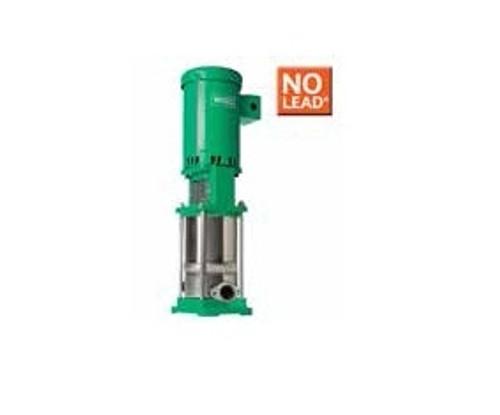 "Wilo 2705603, Multistage Pump, MVI15-04-1/O/ES/1-56  1""FNPT,15HP,1PH,115/230V"