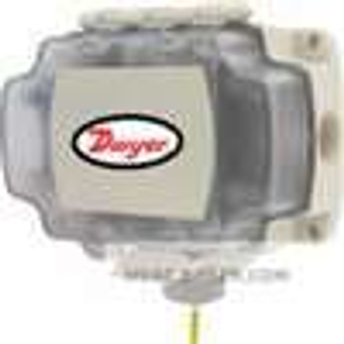 Dwyer Instruments WTP-R25, Wireless remote temperature sensor with 25' capillary