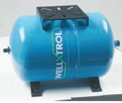 AMTROL WX-102PS, BLUE WITH PUMP STAND, WX MODELS: HORIZONTAL