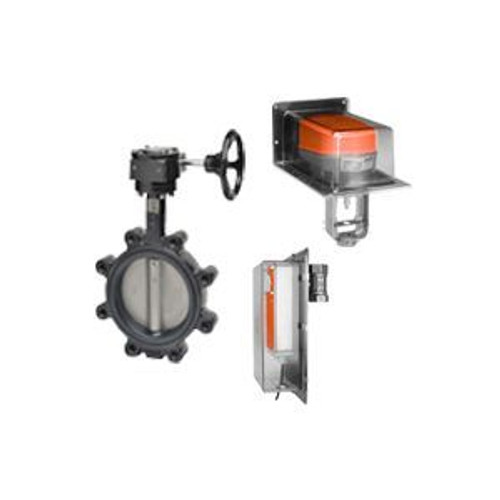 Belimo ZS-SPGV-20, PVC W'Shld for GV w/UGLK (AF X1)