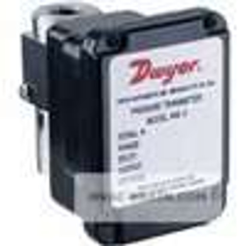 Dwyer Instruments 645-12, Wet/wet differential pressure transmitter, range  25 psid