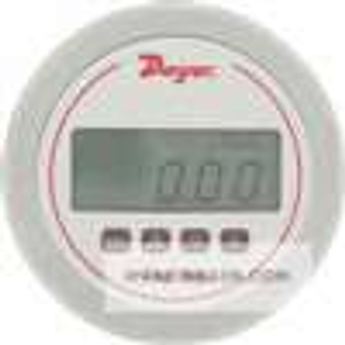 "Dwyer Instruments DM-1128, DigiMag differential digital pressure gage, range 10-0-10"" wc"