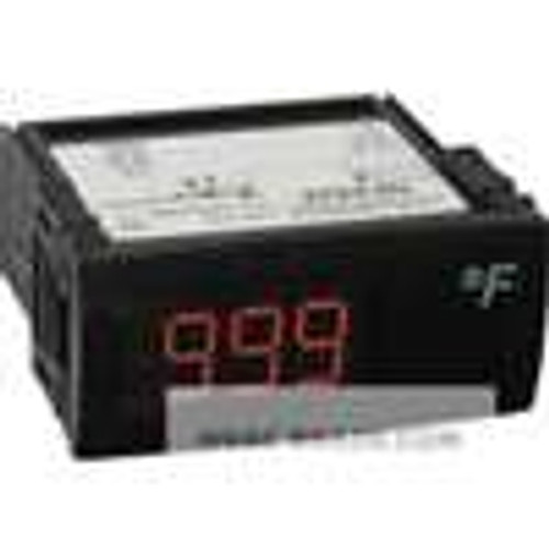 Dwyer Instruments TID-1110, Temperature/process indicator, , PTC thermistor input, 110 VAC