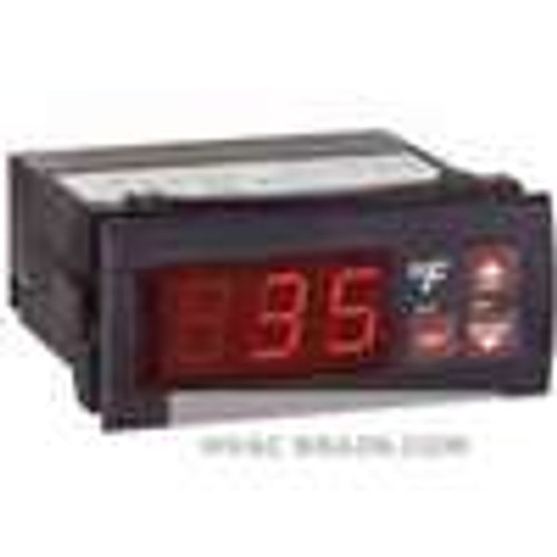Dwyer Instruments TS-13010, Digital temperature switch, 110 V, 16 A,  display