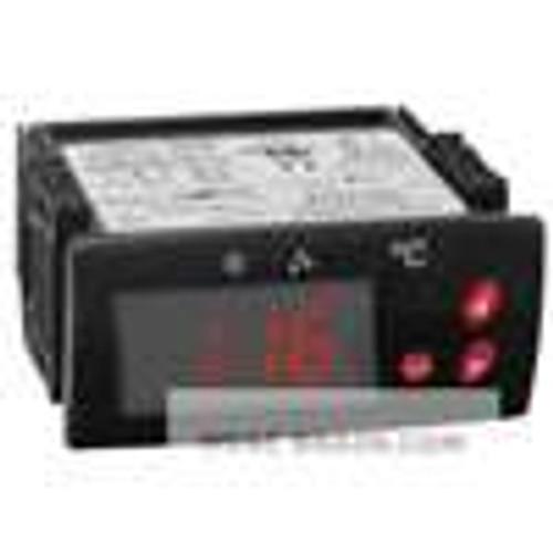 Dwyer Instruments TS2-040, Digital temperature switch, 24 VAC/VDC,  display