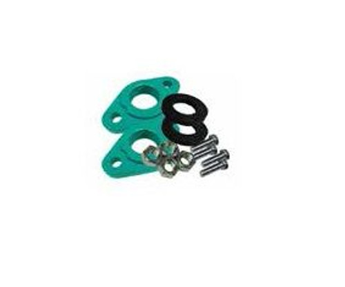 Wilo 2705104, 1_ HV FNPT Cast Iron Flange Kit