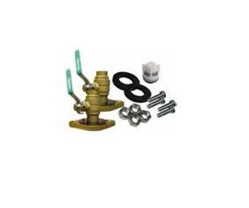 Wilo 2706069, _ FNPT Ball Valve Kit
