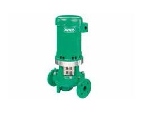Wilo 2714453, Inline Pump, IL 15 25/100-4  1_ ANSI,075HP,1PH,115/230V