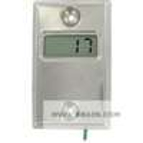 Dwyer Instruments WTI-100, Wall plate LCD temperature indicator with range -58 to 230