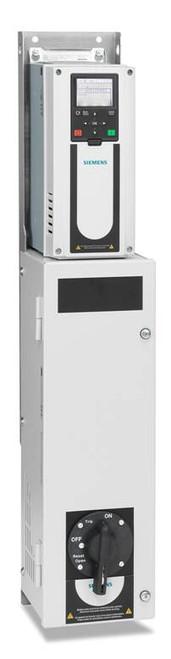 Siemens BTE-030X2-F012, EBYPS FD 30HP 208V, 2 CONT SS TYPE1