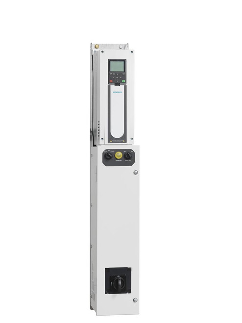 Siemens BTC-040X2-B012, CNVBYS CB 40HP 208V, 2 CONT SS TYPE1