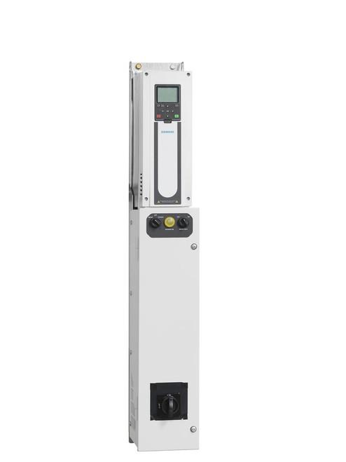Siemens BTC-020X2-F013, CNVBYS FD 20HP 208V, 3 CONT TYPE1
