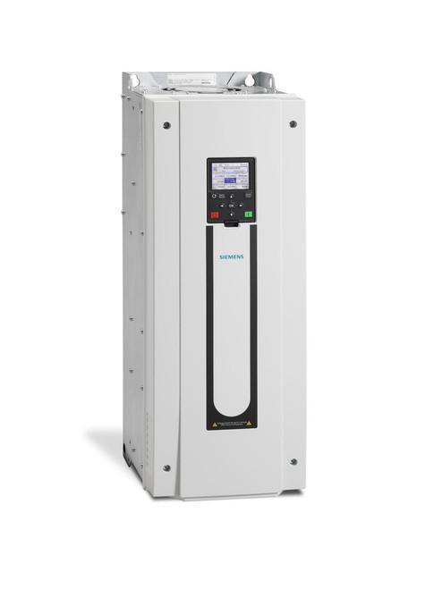 Siemens BT300-050X4-12X, VFD 480V, 50HP, NEMA 12