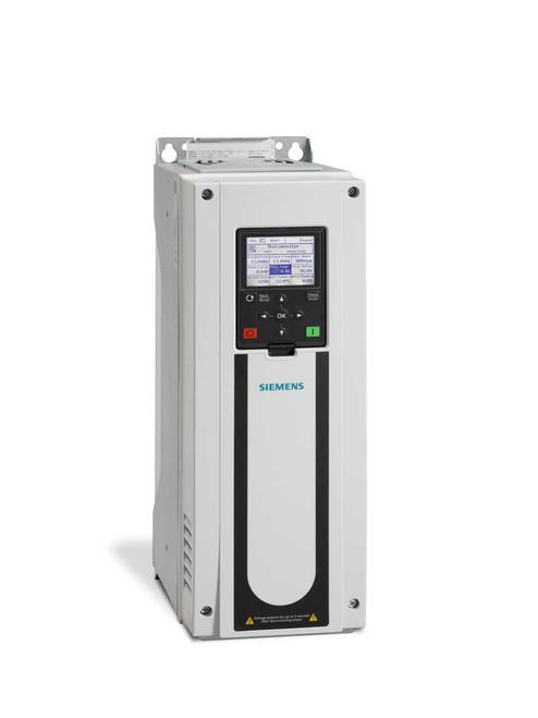 Siemens BT300-005X4-12X, VFD 480V, 5HP, NEMA 12
