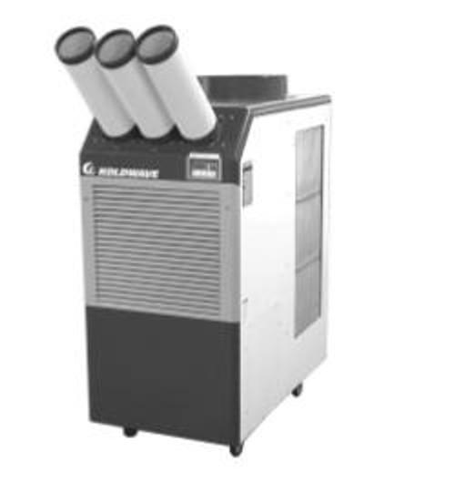 KoldWave 6KK61BFA0, Spot/Room Cooling Air Conditioner, 61,000BTU