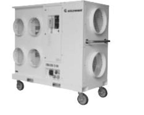 KoldWave HKW12M, Horizontal Portable Air Conditioning - Industrial Units, 12 ton