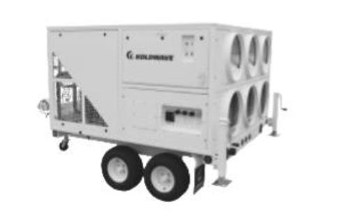 KoldWave HKW25-TR, Trailer Mounted Horizontal Portable Units