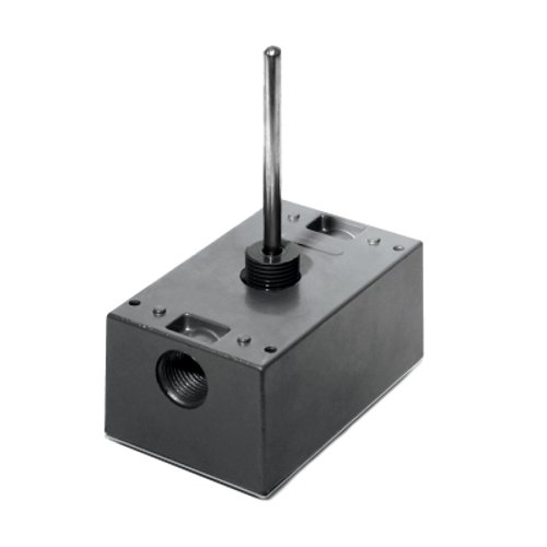"""ACI A/1.8K-INW-6""""-BB Temperature Thermistor Immersion No Well 6"""" Bell Box"""