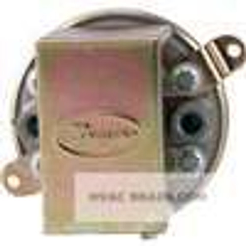 "Dwyer Instruments 1910-1, Differential pressure switch, range 040-16"" wc, approx deadband @ min set point 015, approx deadband @ max set point 016"