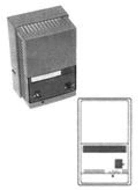 Siemens 192-368, T'STAT CVR,KEY/EXP/EXP,LOGO