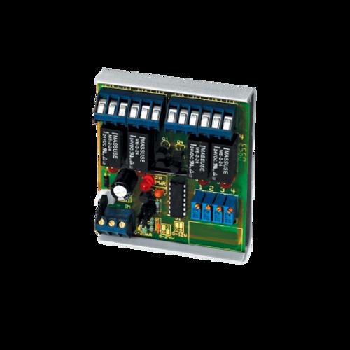 ACI ATL Interface Devices Analog Input ATL (Four Adjustable Trip Point Relay Output)