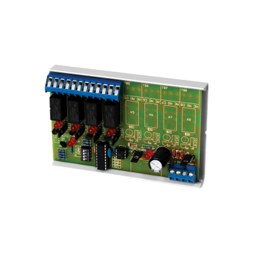 ACI DMUX-8J Interface Devices Pulse Width Modulate (PWM) Input DMUX PWM to 8 Relay Multiplexer