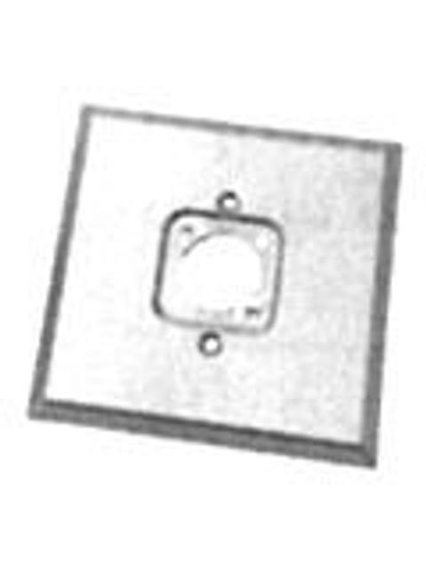 Siemens 192-731, MULT SENSOR/SW FINISH PLATE,SS