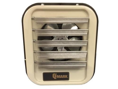Qmark MUH0341, 3KW, 480V, 3Ph Horizontal/Downflow Unit Heater