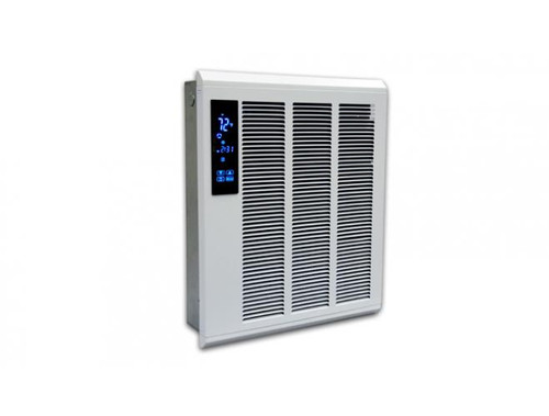 Qmark SSHO4004, 1800 - 4000W, 240V Smart Series Commercial Wall Heater - Northern White