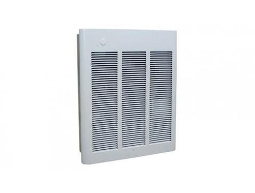 Qmark CWH3404F, 4000/2000 WATTS, 240V or 3000/1500, 208V Wall Heater, Fan Forced