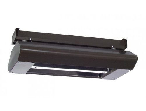 Qmark FRP226AS, 2 Element Fixture - Painted Steel Enclosure Only