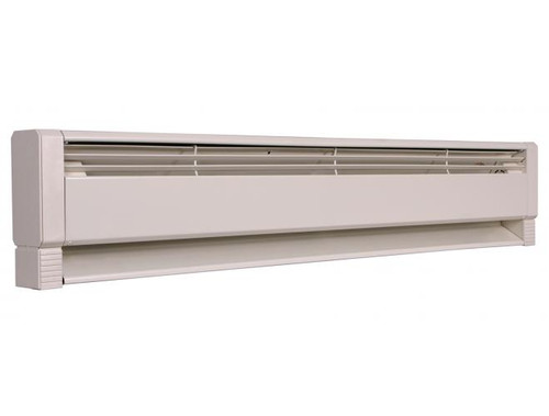 Qmark HBB1000, 1,000W, 120V, Electric/Hydronic Baseboard Heater