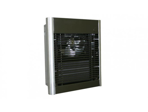 Qmark CWH1202DSAF, 240V/208V, 2000/1000 or 1500/750 Architectural Wall Heater, Fan Forced