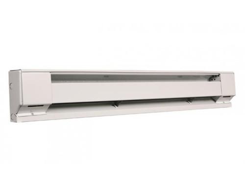 Qmark 2574NW, 1,000W, 277V (752W, 240V, 564W, 208V), 4' Residential Baseboard Heater