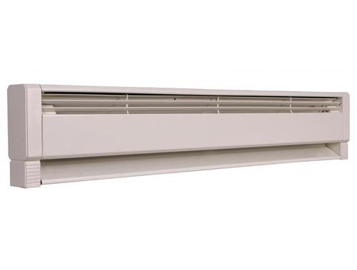 Qmark HBB504, 500W, 240V (375W, 208V), Electric/Hydronic Baseboard Heater