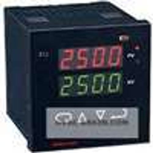 Dwyer Instruments 25113, Temperature controller, thermocouple input, relay output, with alarm