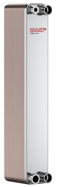 "SWEP B15H 10041-030, Brazed Plate Heat Exchanger, B15Hx30/1P-SC-S 4x1""NPT"