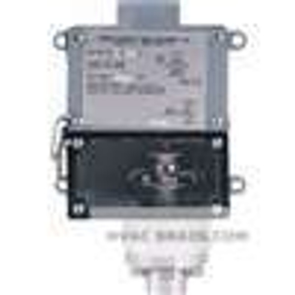 Dwyer Instruments 1008W-A1-D, Weatherproof pressure switch, adj range 100-900 psig (69-621 bar), approx deadband (fixed) 50 psig (35 bar)