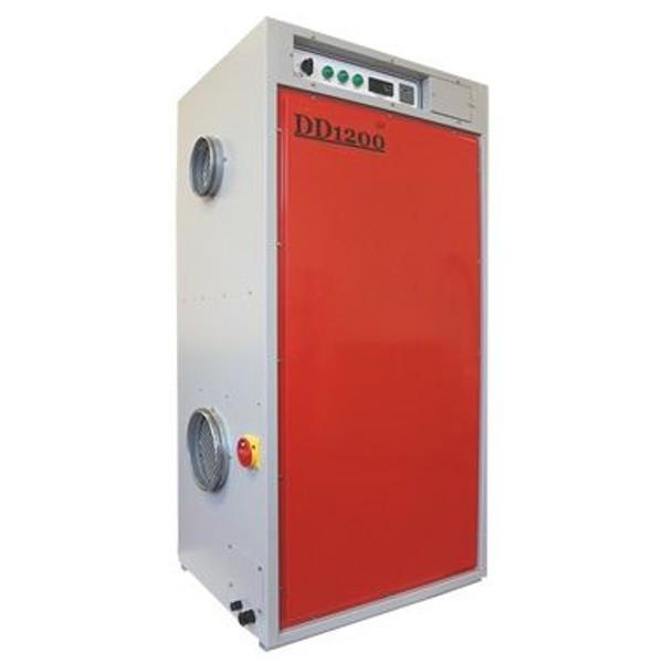 Ebac DD1200 460V 3ph, Desiccant Dehumidifier (10541GR-US)