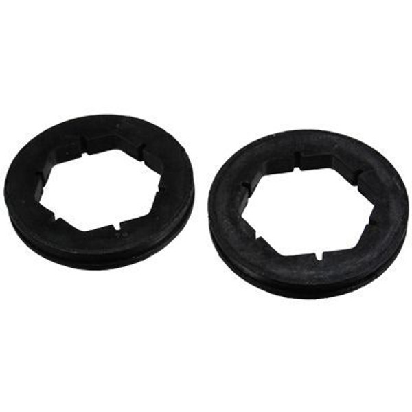 Century Motors 1182A (AO Smith), Rubber Mounting Ring with Steel Band
