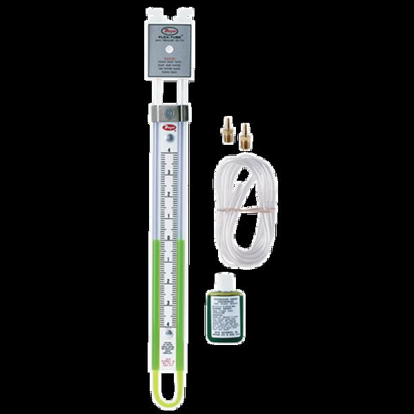 Dwyer Instruments 1223-M200-D MANOMETER