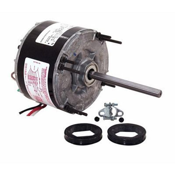Century Motors 136A (AO Smith), 5 5/8 Inch Diameter Totally Enclosed Fan/Blower Motor 115 Volts 1075 RPM 1/6 HP