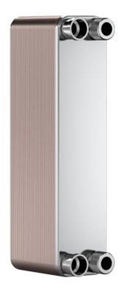 "SWEP B8T 15062-040, Brazed Plate Heat Exchanger, B8THx40/1P-SC-M 4x3/4""&16"