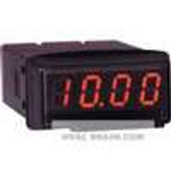 Dwyer Instruments LCI132-10, Process Indicator, ±100 VAC; 600 VAC; 5A (DC) 1A (DC); -1999 to +600 VDC; ±100 VDC; -1999 to 5A (DC) ±1A (DC) input, 120/240 VAC supply voltage