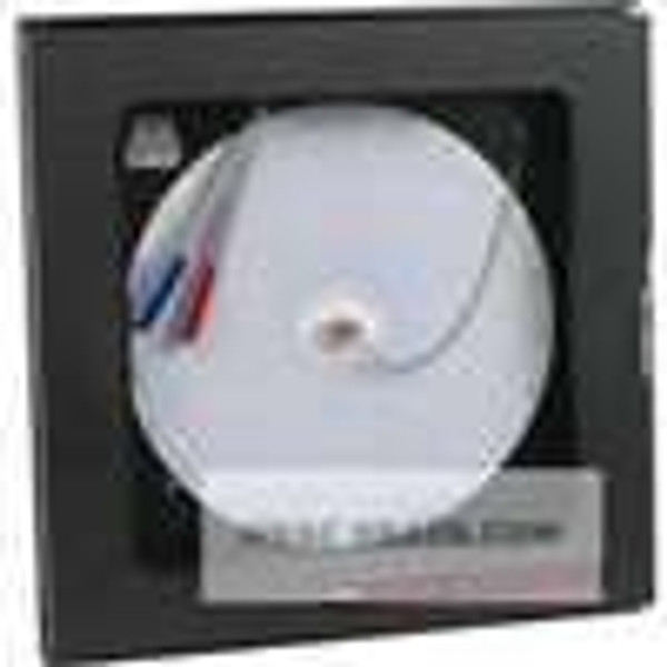 Dwyer Instruments LCR20-111, Circular chart recorder, counter clockwise rotation, with output