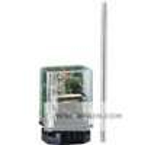 Dwyer Instruments LLC-215, Conductivity controller, 240 VAC, 10K ohm sensitivity, DIN mount socket style