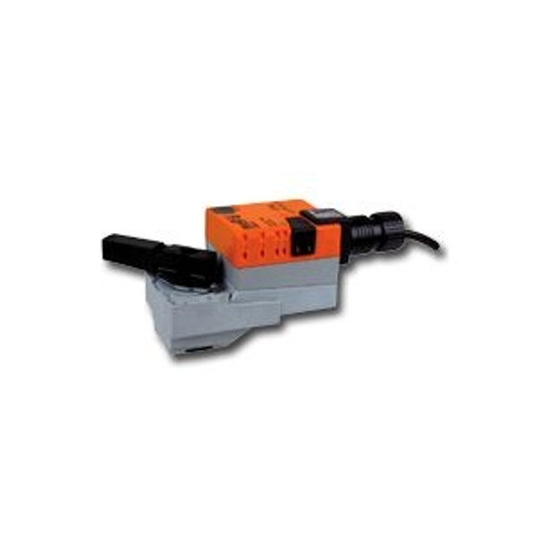 Belimo LRX24-MFT, Actuator, 24 VAC/DC, 45inlb, MFT, 1m Cable