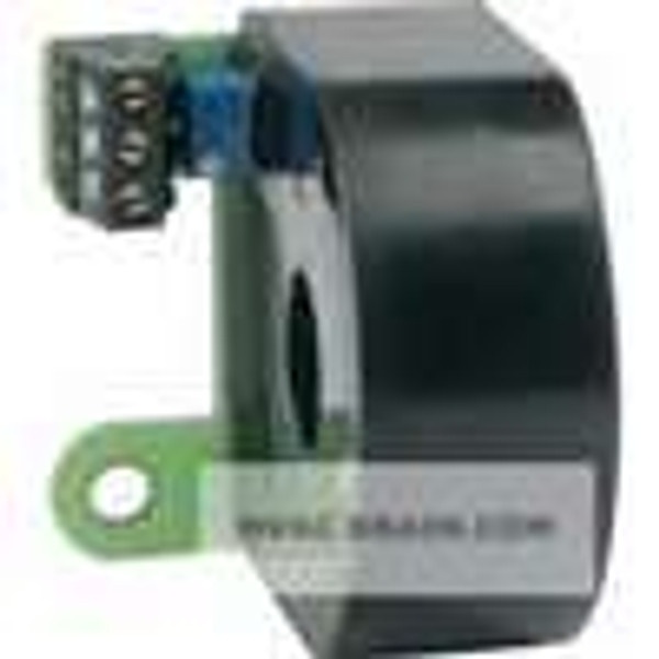 Dwyer Instruments LTTJ-100, Current transformer calibrated to 10 VDC at 100 amps